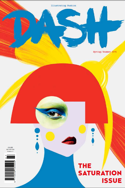 dash mag front cover